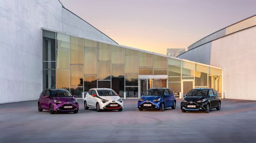 New Used Toyota Aygo Cars For Sale Auto Trader