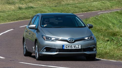 New Used Toyota Auris Cars For Sale Auto Trader