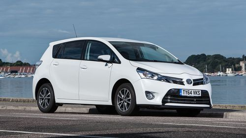 New Used Toyota Verso Cars For Sale Auto Trader