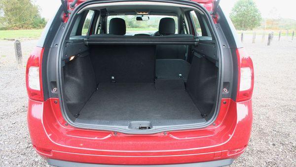 Dacia Logan MCV boot