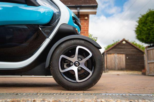 Renault Twizy wheel