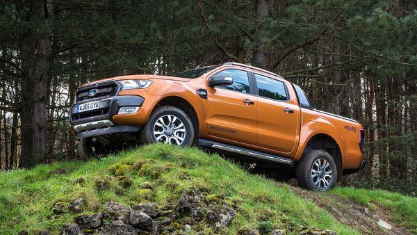 2016 Ford Ranger handling