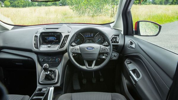 2015 Ford C-Max interior