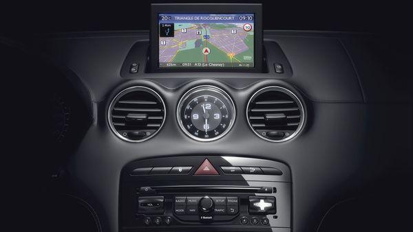 Peugeot RCZ equipment