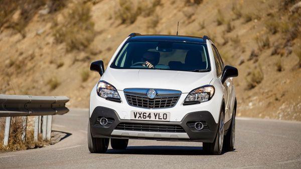 Vauxhall Mokka handling