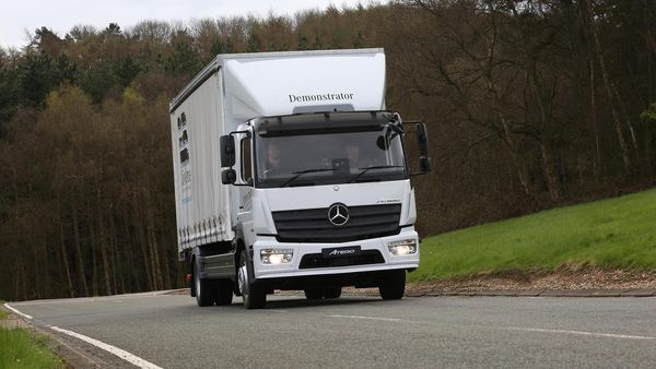 Mercedes-Benz Atego Review