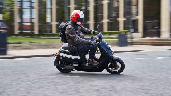 NIU NQI GTSPro electric scooter (2021-)