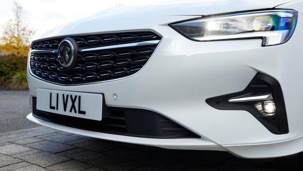 2021 Vauxhall Insignia