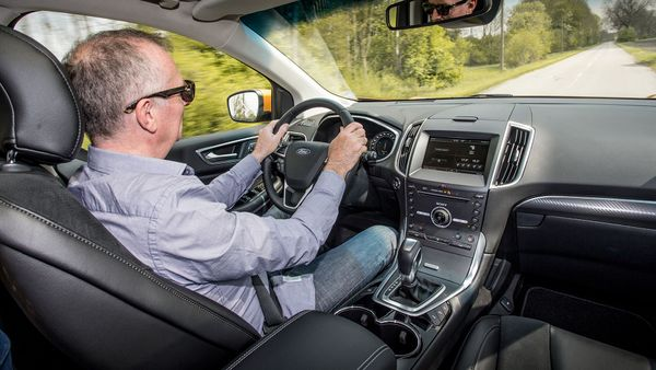 2015 Ford Edge Reliability
