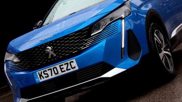 2020 Peugeot 3008