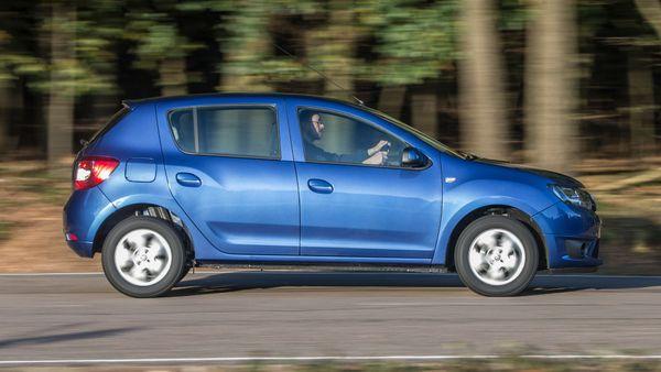 Dacia Sandero profile