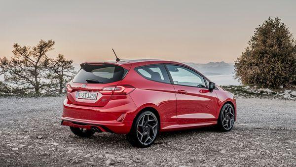 2018 Ford Fiesta ST