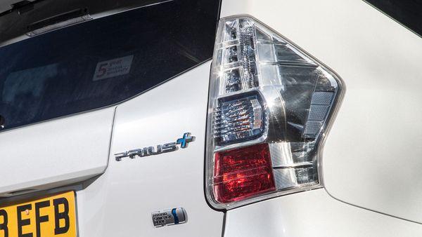 Toyota Prius+ running costs