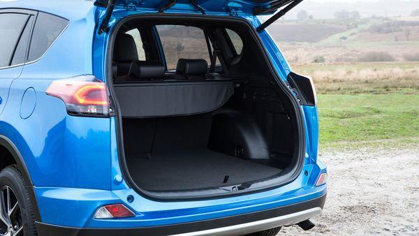 2016 Toyota RAV4 SUV