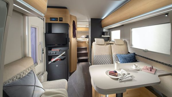 Adria Coral motorhome review