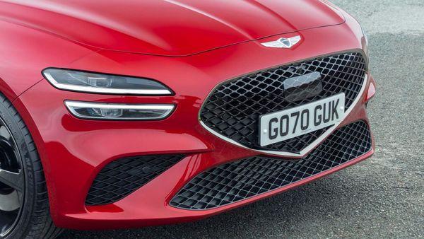 2021 Genesis Motor G70