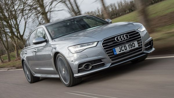 Audi A6 ride and handling