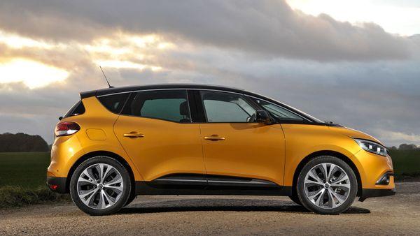 Renault Scenic buy