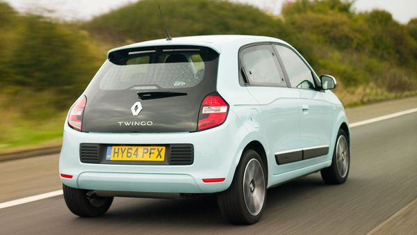 Renault Twingo performance