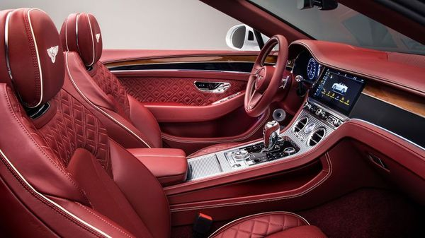 Bentley Continental GT Continental Convertible