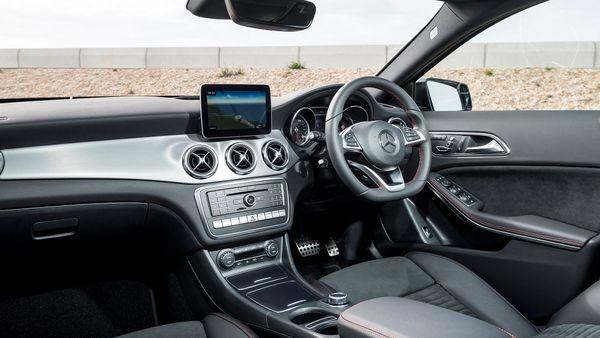 2017 Mercedes GLA