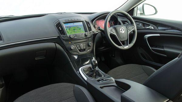 Vauxhall Insignia Sports Tourer interior