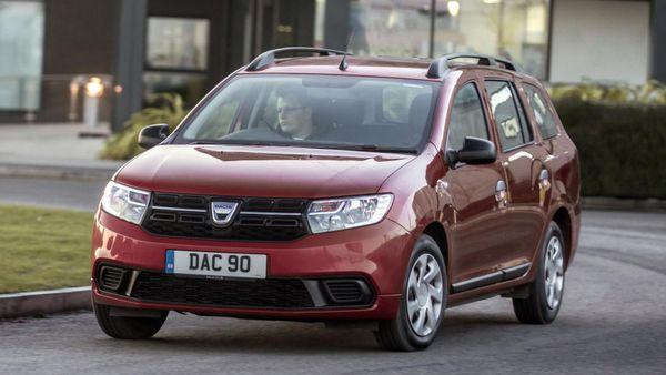 2017 Dacia Logan MCV