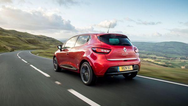 2016 Renault Clio performance