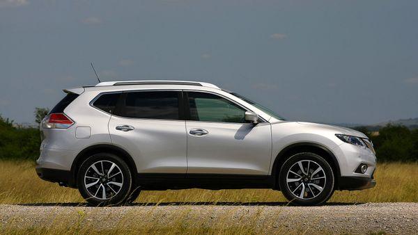 Nissan X-Trail Safety