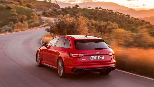 2018 Audi RS 4 Avant