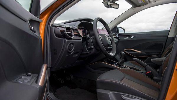 2021 Skoda Fabia hatchback