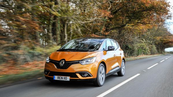 Renault Scenic running costs