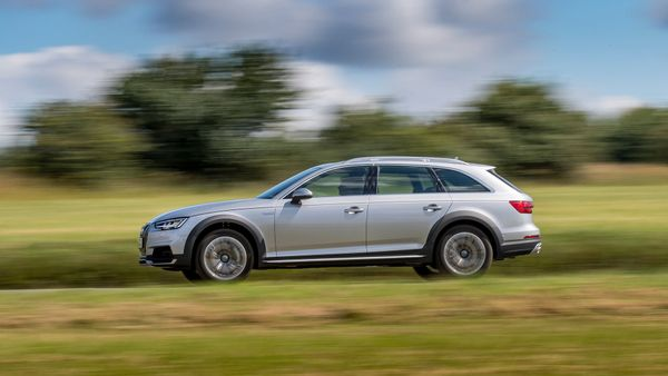 2016 Audi A4 allroad ride and handling