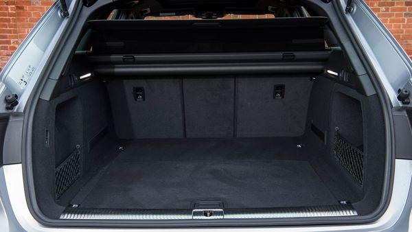 2016 Audi A4 allroad practicality