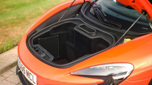 McLaren 650S practicality