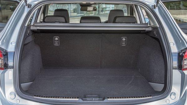 Mazda 6 Tourer boot