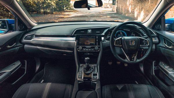2018 Honda Civic Saloon