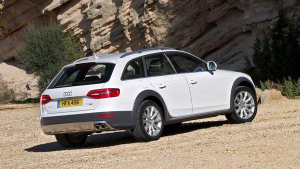 Audi A4 Allroad Quattro estate