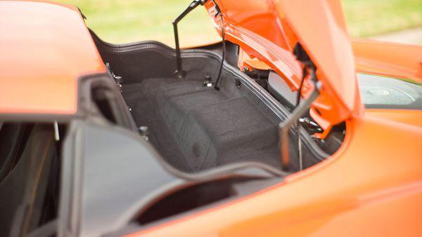McLaren 650S boot