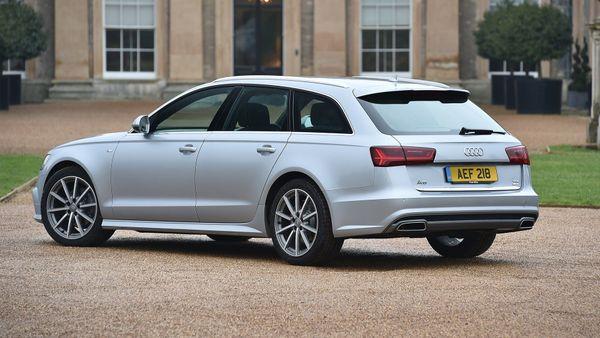 Audi A6 Avant styling