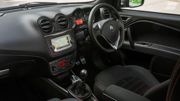 2016 Alfa Romeo Mito