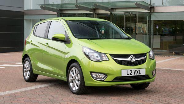 Vauxhall Viva exterior