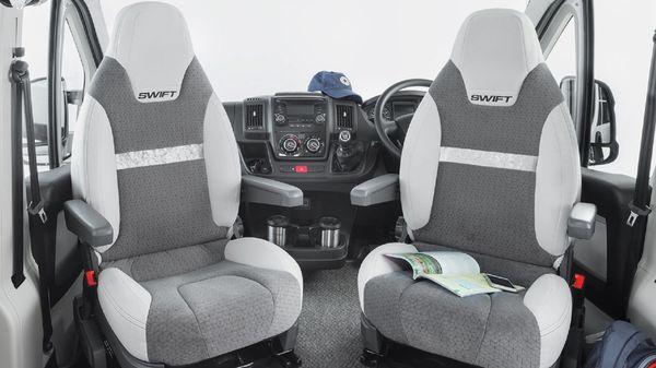Swift Select 184 Drivers Cab Seats