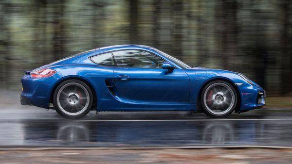 Porsche Cayman performance