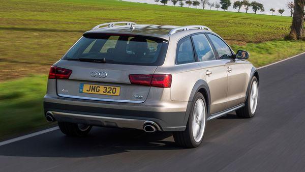 Audi A6 allroad performance
