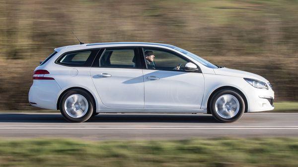Peugeot 308 SW performance