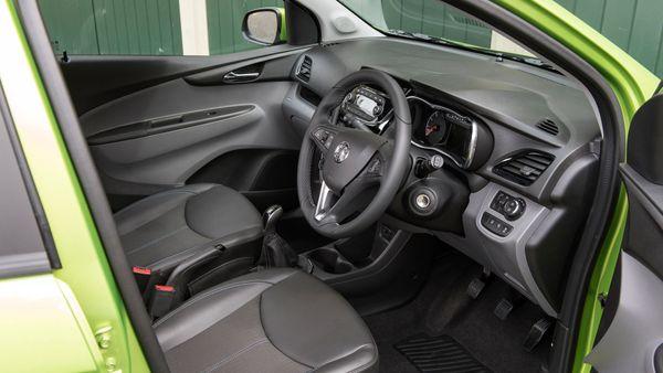 Vauxhall Viva equipment