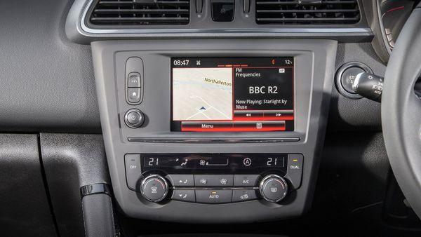 Renault Kadjar equipment