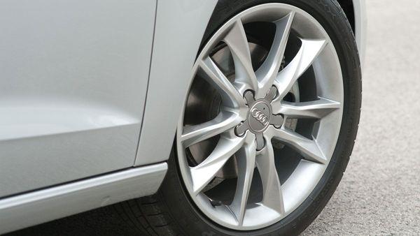 2013 Audi A3 Sportback wheel