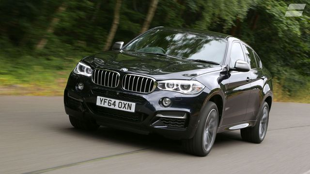 New Used Bmw X6 Cars For Sale Autotrader